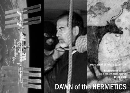 DAWN of the HERMETICS